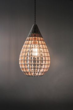 TEAR pendant lamp by Imajine (Jaejin Lee) - on Behance
