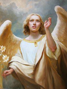 Köszönjük Szentséges Nagy Uram, hogy van kire vigyáznia minden angyalnak és mindanyian együtt imádunk téged.