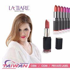 Private label cosmetics lipstick wholesale makeup