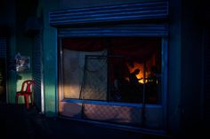 Milano - World Press Photo of the Year 2014. Autore: Chris McGrath, 1st prize stories for General News.