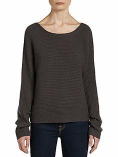 Vintage Chic Lee v-neck dolman sweater