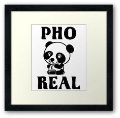 Pho Sho Funny Panda Lovers