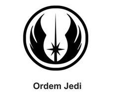 Adesivo Star Wars - Ordem Jedi