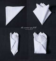 Make Your Fold with Pocket Square Holder - https://www.amazon.co.uk/dp/B01MTQU0EX