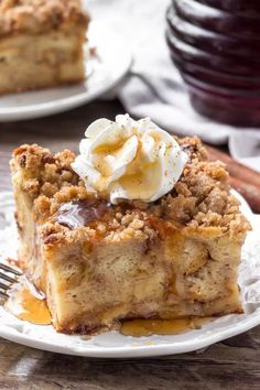 Baked Cinnamon French Toast Sweet Hawaiian bread and a pinch of cinnamon make this Baked French Toast recipe a delicious addition to your morning brunch or weekend breakfast. Ihop French Toast Recipe, Cinnamon French Toast Bake, French Bread French Toast, Bananas Foster French Toast, Baked French Toast Casserole, Cinnamon Bread, Cinnamon Rolls, French Toast Bread Pudding, Banana Foster