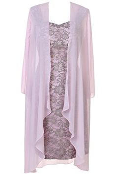 Ellames Tea Length Lace Mother of the Bride Dresses with Jacket