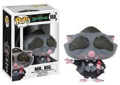 Disney Zootopia: Mr. Big