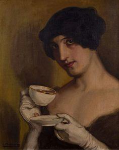 Edmund Tarbell | The Ten American painters Group | Tutt'Art@ | Pittura * Scultura * Poesia * Musica |