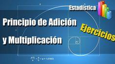 Ahora vienen los ejercicios del principio de la adición y multiplicación.