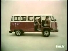 Para todo uso!! For all usage!! Classic VW transporter commercial