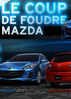 Gagnez 1 des 2 voitures Mazda3 Skyactiv. Fin le 3 mars.   http://rienquedugratuit.ca/concours/voitures-mazda3-skyactiv/