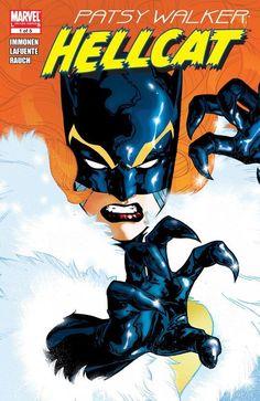 Rachael Taylor rejoint A.A Jessica Jones dans la peau de Hellcat Marvel Defenders, Marvel Comic Character, Marvel Comic Books, Comic Book Characters, Marvel Characters, Comic Books Art, Female Characters, Marvel Dc Comics, Graphic Novels