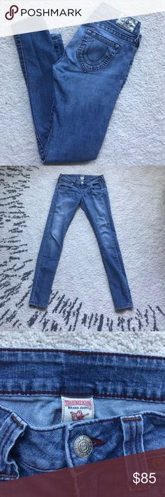 91206b2374485 True religion jeans skinny True religion jeans size 29 skinny jeans (not  super skinny) MAKE ME AN OFFER :) True Religion Jeans Skinny