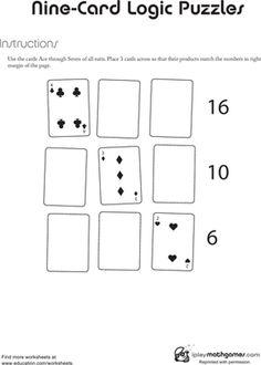 math brain teasers for building number sense extras brain teasers for kids brain teasers. Black Bedroom Furniture Sets. Home Design Ideas