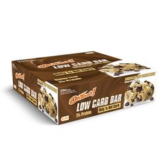 Oh Yeah Nutrition Low Carb Bar