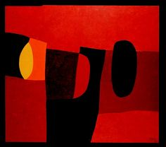"""Afro Basaldella (""""Alfo"""") was an Italian painter & member of the Scuola Romana.  In 1952, Afro joined the Gruppo degli Otto Pittori Italiani  whose abstract-concrete leanings represented an alternative to the abstraction/realism polarization in Italian art. Afro's growing interest in Abstract Expressionism was amplified by his friendship with Willem de Kooning."""