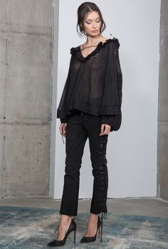 LIANNA blouse