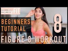 Figure 8 Workout, Basic Workout, Gym Workout For Beginners, Workout Videos, Pole Dancing Fitness, Dance Fitness, Fitness Fun, Fitness Workouts, Fun Workouts