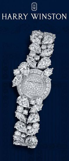 Harry Winston | LBV ♥✤ | KeepSmiling | BeStayBeautiful