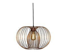 Hanglamp Memphis, goud, Ø 45 cm