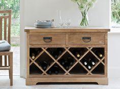 Panama Wine Cabinet from Dansk