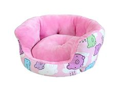 Pink Dog Beds, Cute Dog Beds, Puppy Beds, Dog Beds For Small Dogs, Cute Cats And Dogs, Guinea Pig Accessories, Dog Accessories, Princess Dog Bed, Dog Carrier Purse