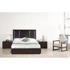 Atlas Upholstered Platform Storage Bed | from hayneedle.com