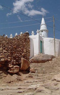 Mosque in Harar (Ethiopia)