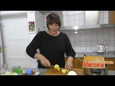 ciorba de cartofi taraneasca, mancare de pui cu conopida Gatind cu Chef Marcela - YouTube Romanian Food, Food Videos, Facebook, Youtube