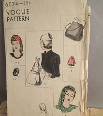 Vogue 6074