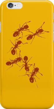 FIRE ANTS by IMPACTEES