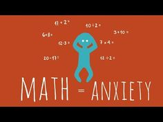 Have you ever sat down to take a math test and immediately felt your heart beat faster and your palms start to sweat? This is called math anxiety,  and if it happens to you, you're not alone: Researchers think about 20  percent of the population suffers from it. So what's going on? And can  it be fixed? Orly Rubinsten explores the current research and suggests  ways to increase math performance.