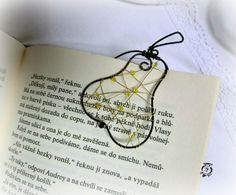 Hruška - záložka nejen do knihy
