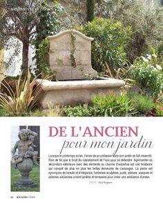 Les 70 meilleures images de Fontaine de jardin en 2019 | Jardins ...