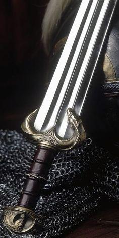 Guthwine (Battle-friend)- Eomer's sword