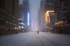 NYC Blizzard - Bill Hornstein