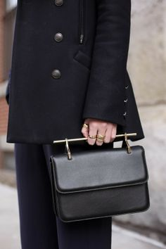 purse and rings | Atlantic-Pacific