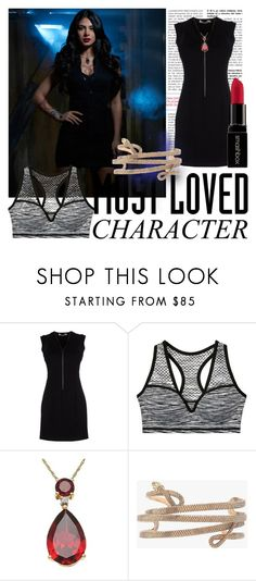 """""""Isabelle Lightwood"""" by lynnetain ❤ liked on Polyvore featuring Chloé, Smashbox, shadowhunters, MostLovedCharacter and emeraudetoubia"""