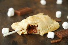 S'mores Recipe Chocolate Pie Pops