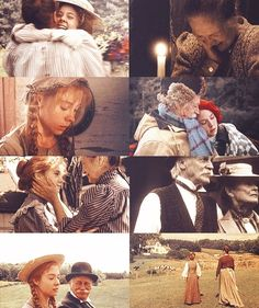 Anne, Marilla, and Matthew ❤️️❤️️