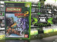 #Digimon just traded in! #Videogames #Xbox