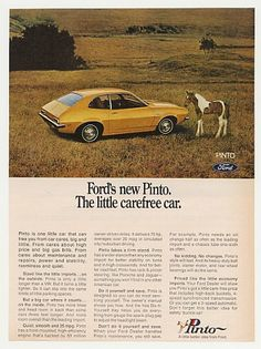Ford Pinto  - what was the joke back then?  Drive a Pinto on Firestone tires if you want to commit suicide or kill someone.