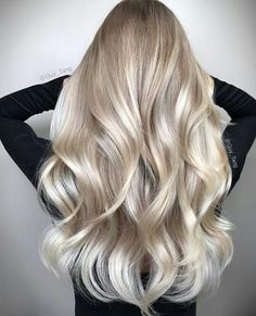 Colors in Blonde! Appreciated by www.extensionsofyourself.com