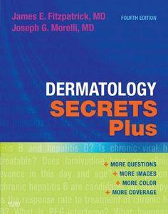Dermatology Secrets Plus by James E. Fitzpatrick, http://www.amazon.com/dp/B004GXATBW/ref=cm_sw_r_pi_dp_7nR8sb0G8KXA7