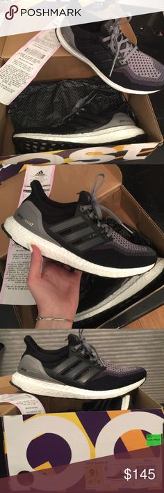 357322ed86b03 Adidas Ultraboost Adidas ultraboost women s size 9 amp 1 2 ! Purchased 2  months ago