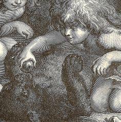 Bear Children - detail 1 by cpmcdill, via Flickr