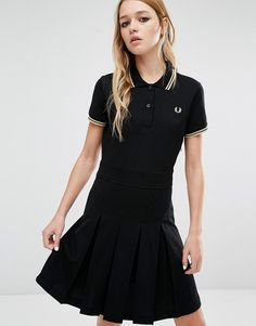Fred+Perry+Reissue+Trico+Dress