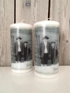 nostalgic picture on candle, made in Norway Nostalgic Pictures, Norway, Candles, How To Make, Design, Lily, Candy, Design Comics, Candle
