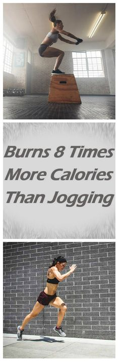 This New Exercise Burns 8 Times More Calories Than Jogging