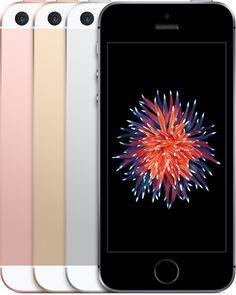 Escolha entre prateado, dourado, cinza espacial e cor de ouro rosa. Compre o iPhone SE online e ganhe o frete.